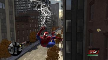 """Spider-Man: Web of Shadows """"Скин на паука из комиксов"""""""