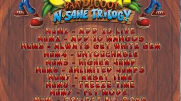 Crash Bandicoot N. Sane Trilogy: Трейнер/Trainer (+13) [1.0] {Bortus}