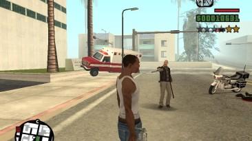 "Grand Theft Auto: San Andreas ""Охота за Сиджеем суровыми русскими бандитами (SA) 1.0"""