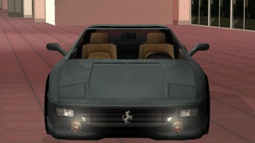"Grand Theft Auto: San Andreas ""Ferrari 355"""