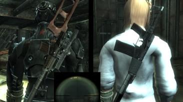 """Fallout 3 """"Оружие и Броня из СТАЛКЕРА"""""""