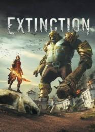 Обложка игры Extinction
