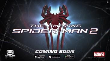 """Скриншоты из мобильной версии игры """"The Amazing Spider-Man 2"""""""