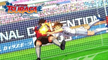 Убойный футбол: Новый трейлер Captain Tsubasa: Rise of New Champions посвящен сюжетному режиму и суперударам