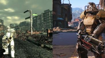 Почему Fallout 4 хуже Fallout 3