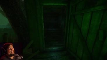 Cursed Forest - Туалетный лесной монстр