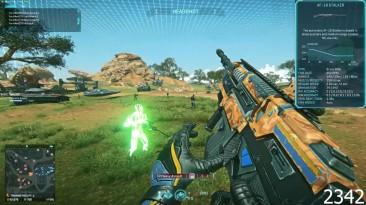 Рейтинг популярности Scout Rifles (Винтовок разведчика) | PlanetSide 2