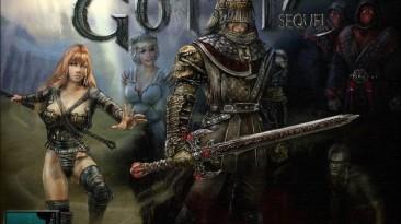 """Gothic """"Gothic Sequel"""""""