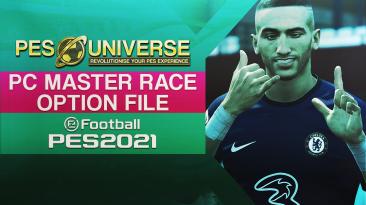 "PES 2021 ""Universe PC Master Race + Фикс"""