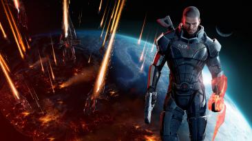 Генри Кавилл намекает на экранизацию Mass Effect?