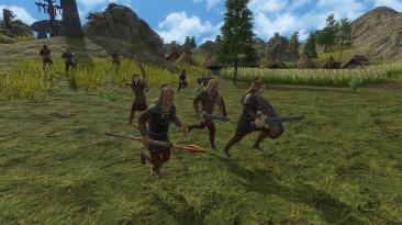 Прогресс в разработке Armor Update для Dawn of Man