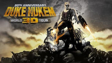 Duke Nukem 3D: 20th Anniversary World Tour выйдет на Switch 23 июня