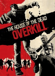 Обложка игры The House of the Dead: Overkill