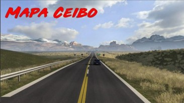 "Euro Truck Simulator 2 ""CEIBO - Карта Аргентины v1.7 (v1.40.x)"""