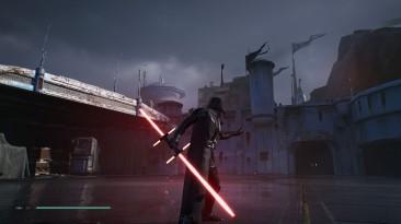 """Star Wars Jedi: Fallen Order """"Меч Кайло Рена"""""""