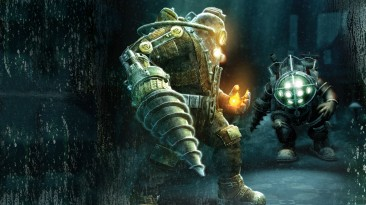 """Распродажа игры BioShock 2 и сюжетного дополнения Minerva""""s Den"""