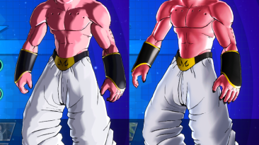 """Dragon Ball Xenoverse """"Улучшенная графика"""""""