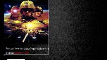 Act of Aggression Reboot Edition: Трейнер/Trainer (+2) [260000296] {MrAntiFun}