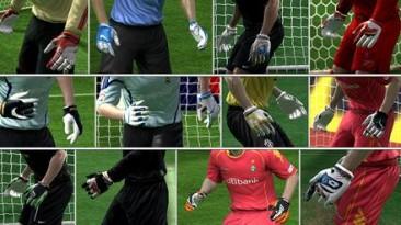 "FIFA 09  ""Glove Pack"""