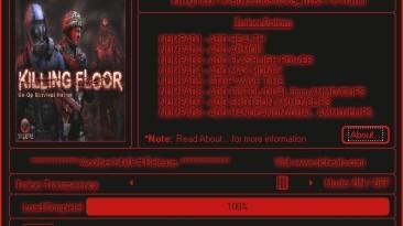 Killing Floor: Трейнер (+8) [1.0 - Build 2009-02-09_10.82] {h4x0r}