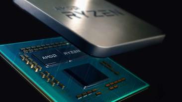 Процессоры AMD Ryzen используются в 30% PC, на которых установлен Steam