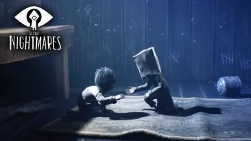Кинематографический трейлер Little Nightmares 2