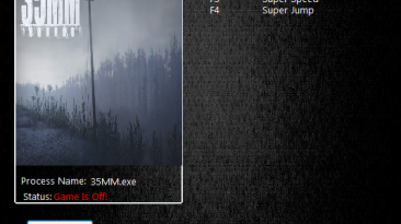 35MM: Трейнер/Trainer (+5) [1.2] {MrAntiFun}