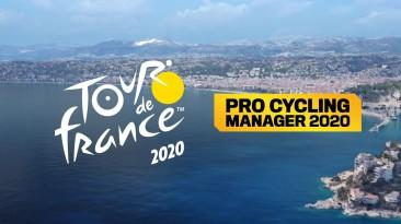 Анонсирующий трейлер Tour de France 2020