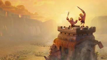 Разработчики Clash of Clans начали продавать мерчендайз по мотивам своих игр