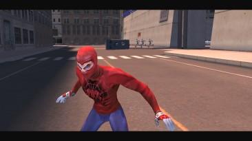 """Spider-Man 2: The Game """"Wrestler Spidey by BatuTH"""""""