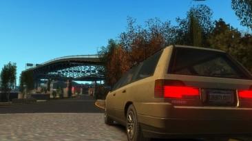 "Grand Theft Auto 4 ""Realistic Natural Graphics Mod"""