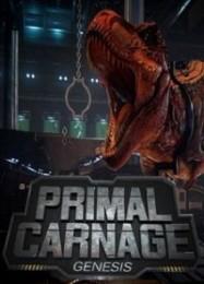 Обложка игры Primal Carnage: Genesis