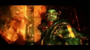 "The Cursed Crusade ""The Templar's Curse Trailer"""