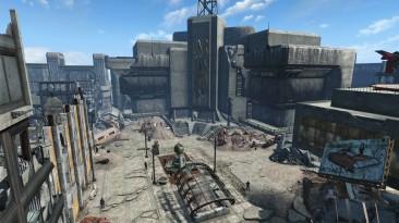 """Fallout 4 """"Сюжетный мод - Наемники Столичных Пустошей"""""""