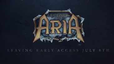 Состоялся релиз ММОРПГ Legends of Aria