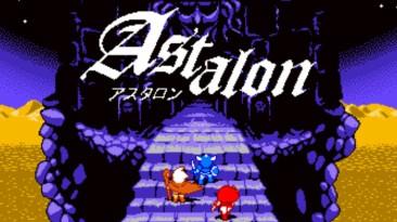 Новый трейлер Astalon: Tears of the Earth для PS4, XOne, Switch и PC