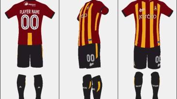 "FIFA 19 ""Bradford City Home Kit 19/20"""
