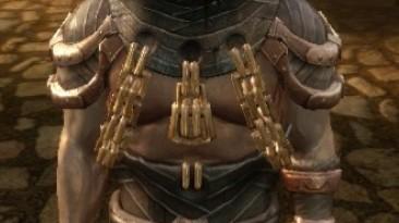 "Dragon Age: Origins ""Роба и маска мага кунари Saarebus"""