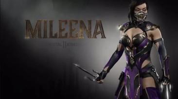Воинственная Милина - косплей на персонажа из Mortal Kombat
