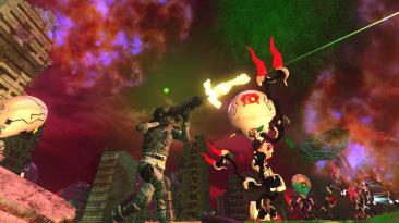 Новый геймплей Earth Defense Force 6 с японской трансляции