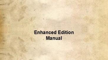 """Gothic 3 """"Manual (Руководство пользователя)"""""""