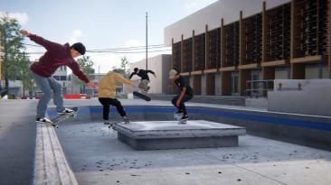 В Skater XL появился сетевой многопользовательский режим
