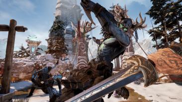 Asgard's Wrath - Опубликован трейлер файтинга про воинов Асгарда