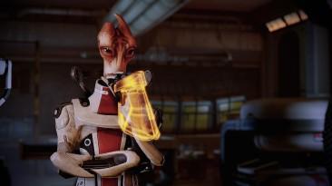 Mass Effect Legendary Edition обошла Resident Evil Village в чарте Великобритании