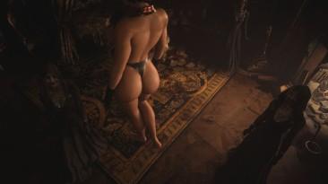 "Resident Evil: Village ""Альсина Димитреску в корсете"""
