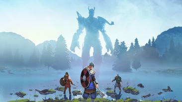 Кооперативный экшен Tribes of Midgard выйдет на PlayStation 5 и PC в 2021 году