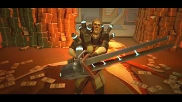 Attack of the Earthlings -Трейлер для консолей