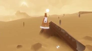 Обзор: Journey - вышла на PS4