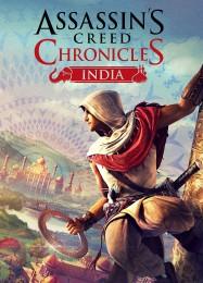 Обложка игры Assassin's Creed Chronicles: India