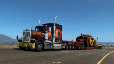 Пятая годовщина American Truck Simulator: обновление шасси